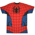 Spiderman Costume T-Shirt