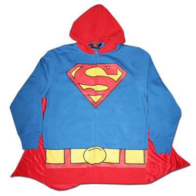 Супермен Costume Hoodie
