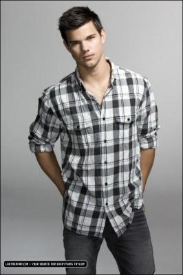 Taylor Lautner [2010] photoshoot
