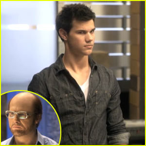 Taylor Lautner & Tom Cruise