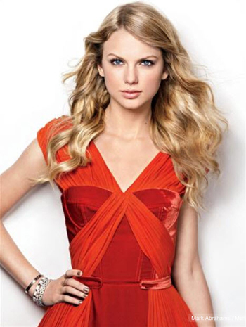 Taylor rapide, swift Marie Claire