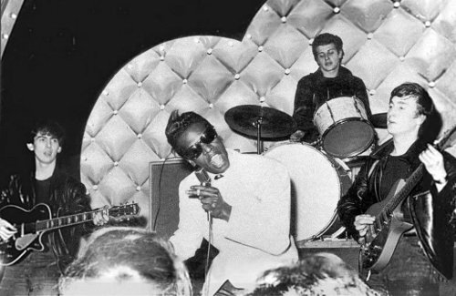The Beatles & Davy Jones