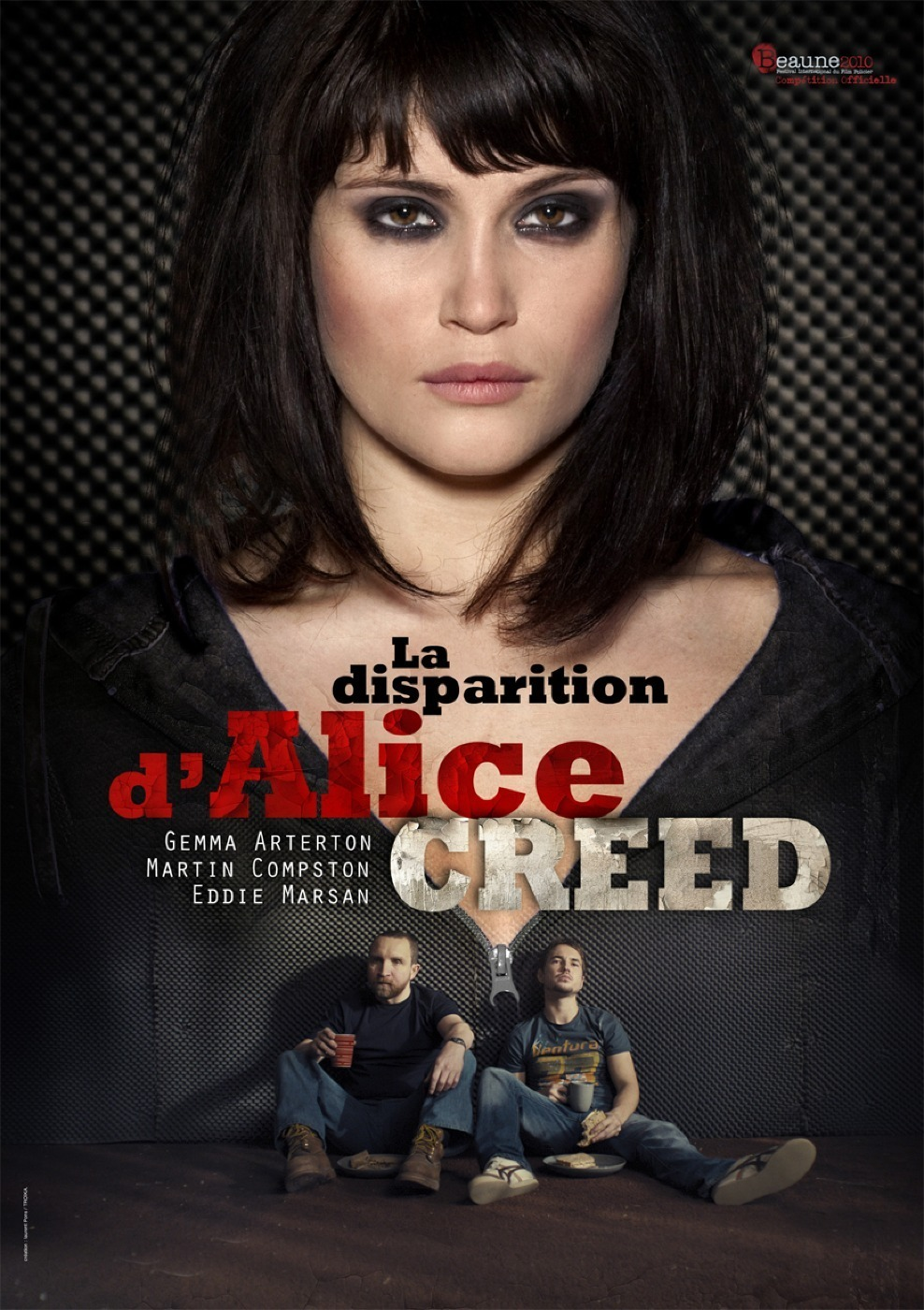 Gemma arterton disappearance of alice creed