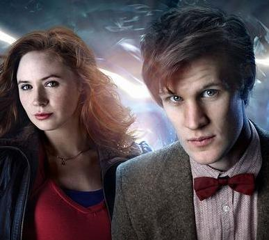 The Doctor and Amy شبیہ