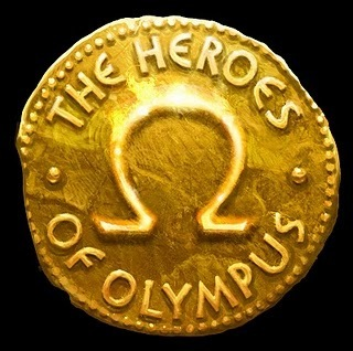 los héroes del olimpo