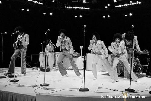 The Jackson 5 On Stage