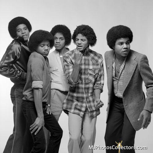 The Jacksons in 1979 - the-jackson-5 Photo