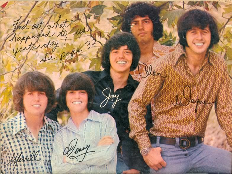 Donny Osmond Images The Osmonds HD Wallpaper And Background Photos