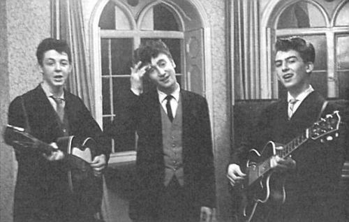 The Quarry Men - the-beatles Photo