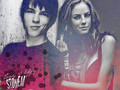 skins - Tony and Effy wallpaper