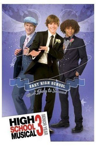 Troy Chad and Ryan - high-shcool-musical-cast Photo