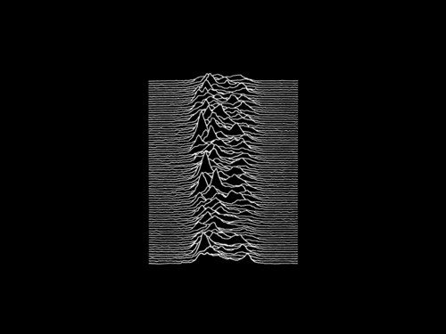 Unknown Pleasures - joy-division Wallpaper