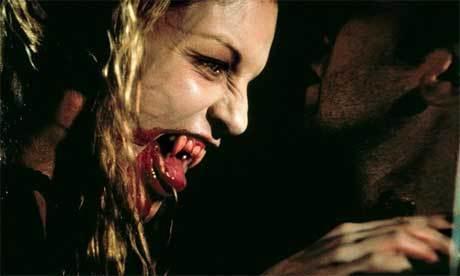 Vampire and Victim
