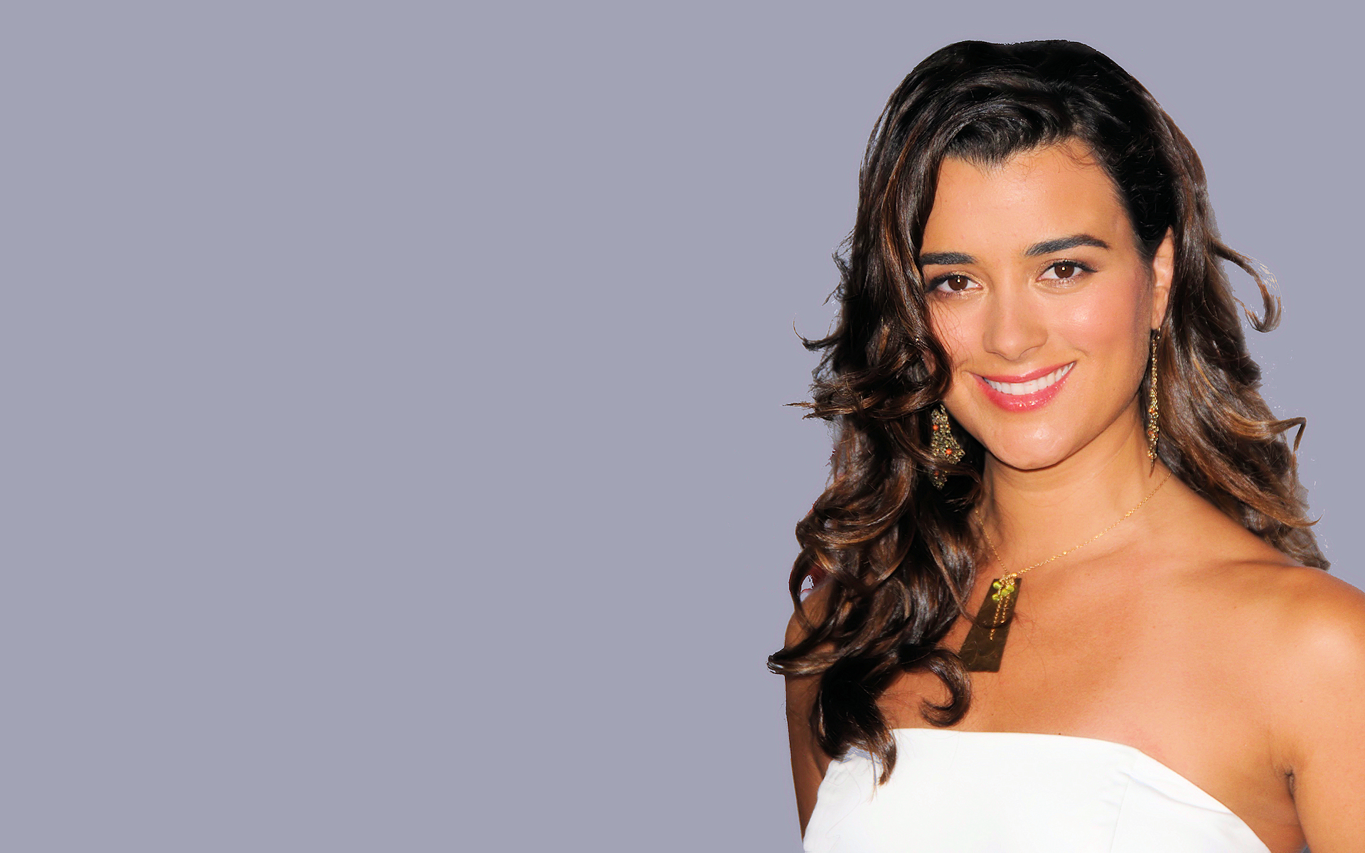 Ziva David Cote De Pablo Widescreen