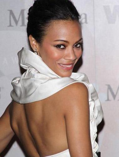 Zoe @ 2010 Women In Film Crystal & Lucy Awards