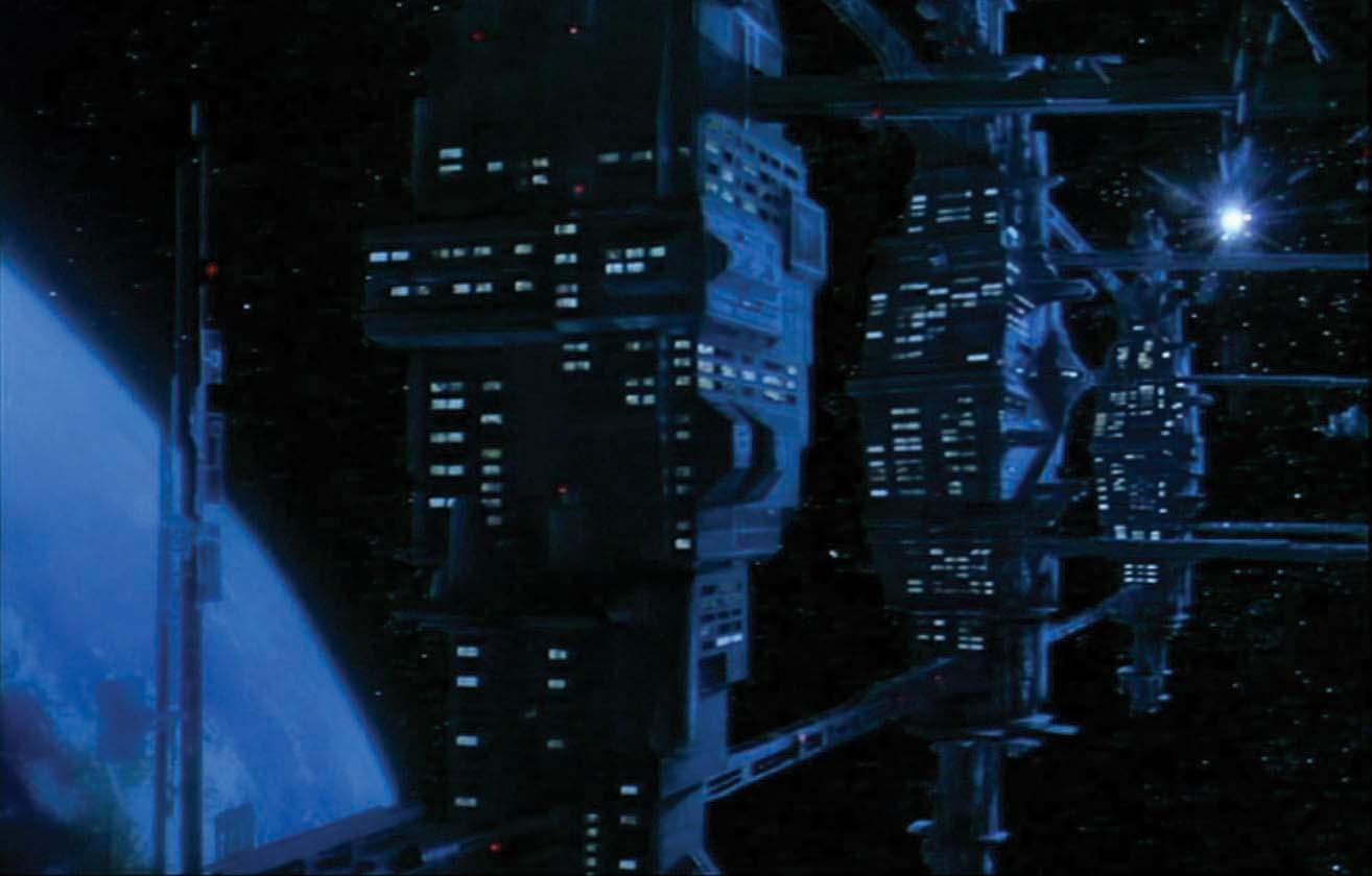 alien movie space station - photo #3