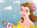 belle and beats - princess-belle wallpaper