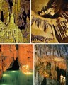 cave postcard image