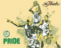 celtics pride - boston-celtics fan art