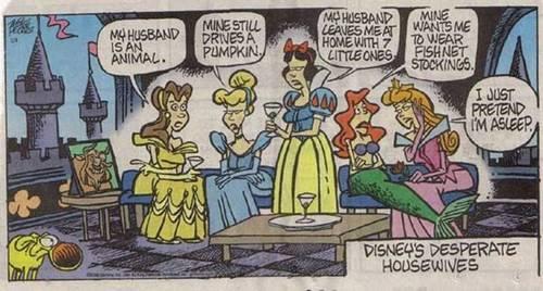 ディズニー comic