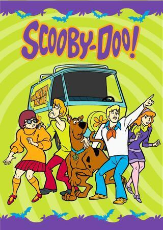 group and scooby-doo