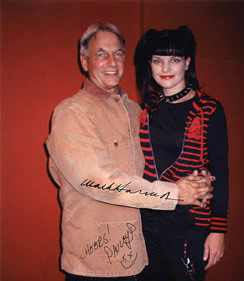 mark & pauley autographs foto