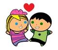 "request for summerjoy11 ""Zoey & Trent"" - total-drama-island fan art"