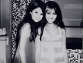 selena, miley - miley-cyrus-vs-selena-gomez photo