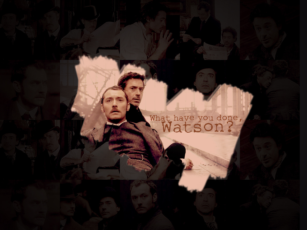 sherlock holmes - Sherlock Holmes (2009 Film)