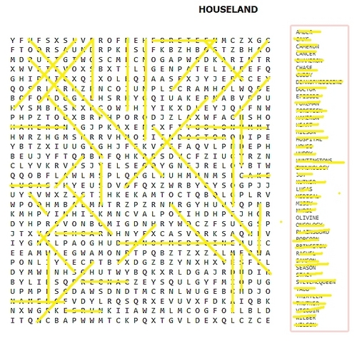 stevis word search