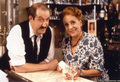 Rene and Edith - allo-allo-bbc-sitcom photo