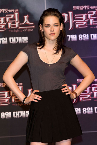 'Eclipse' Press & Premiere in South Korea
