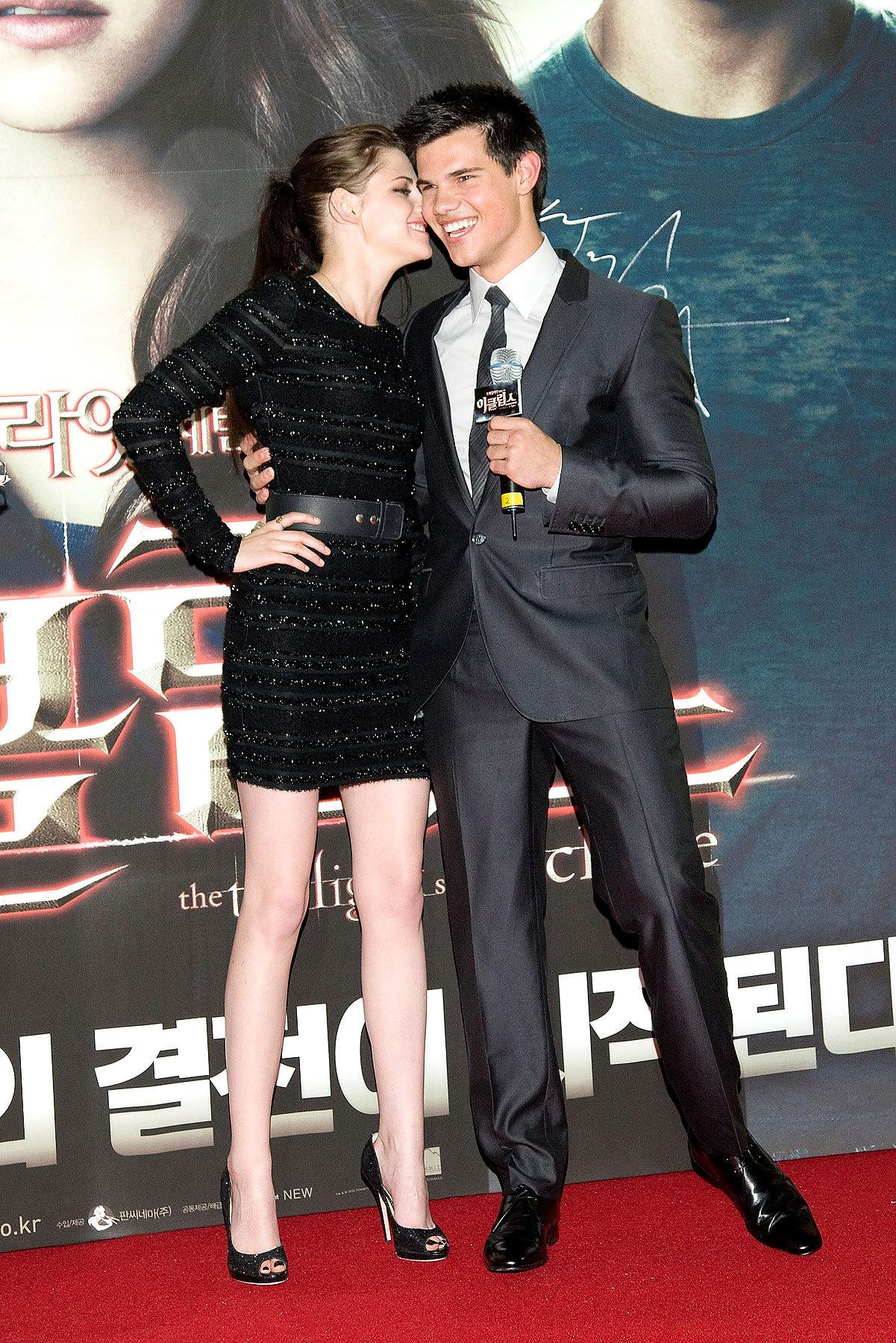 'Eclipse' Press & Premiere in South Korea
