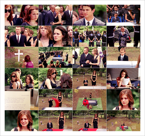 "One Tree Hill wallpaper titled ""Get Cape. Wear Cape. Fly."""