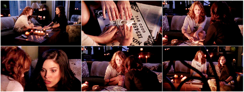 Brooke and Haley Обои entitled (I Just) Died In Your Arms Picspam