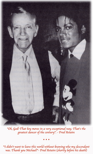 * MICHAEL & FREAD ASTAIRE *