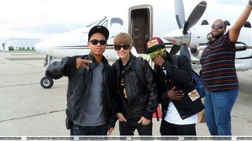 Plane Justin