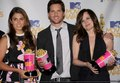 2010 MTV Movie Awards - Press Room - twilight-series photo
