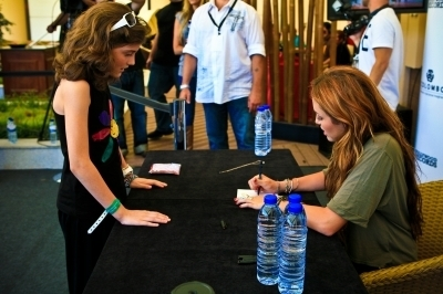 29. May - Meet&Greet at Rock in Rio Lisbon