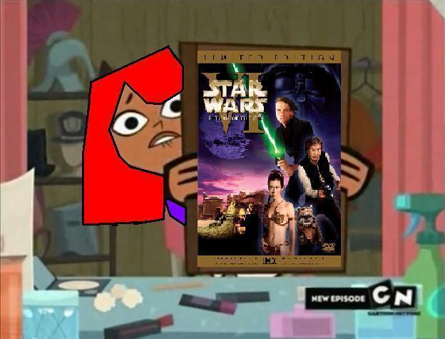 Aayla with ngôi sao Wars: Episode 6: Return of the Jedi Movie