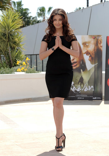 "Aishwarya Rai Cannes Filmfestival 2010 ""Raavan"" - Photocall"