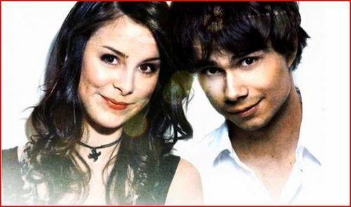 Lena & Alexander Hintergrund titled Alex & Lena <3