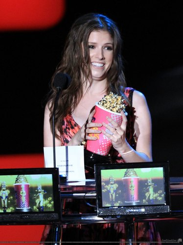 Anna Kendrick won Best Breakout nyota