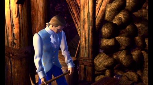 Anneliese ans Julian in the mine!