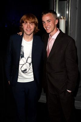 Appearances > 2007 > Harry Potter & The Order of the Pheonix : Londra After Party