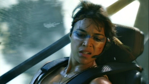 Michelle Rodriguez wallpaper called Avatar