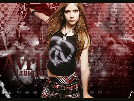 Avril ファン art <3
