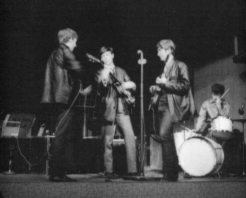 BBC Rehearsal, 1962