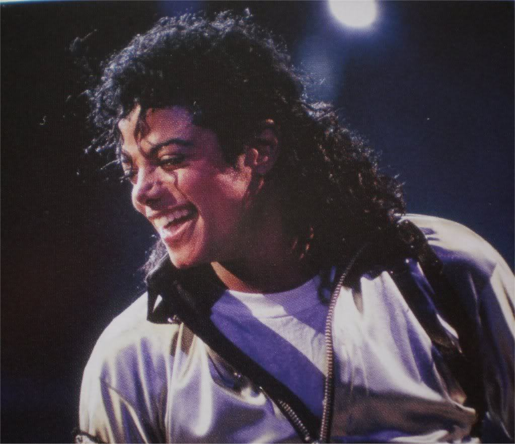 Michael Jackson's beautiful smile