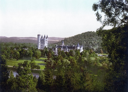 Balmoral château